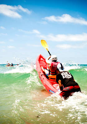 La Jolla Shores 2 Hour Double Kayak Rental For $20