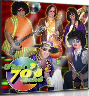That 70's Band – Jammin Through The Decades