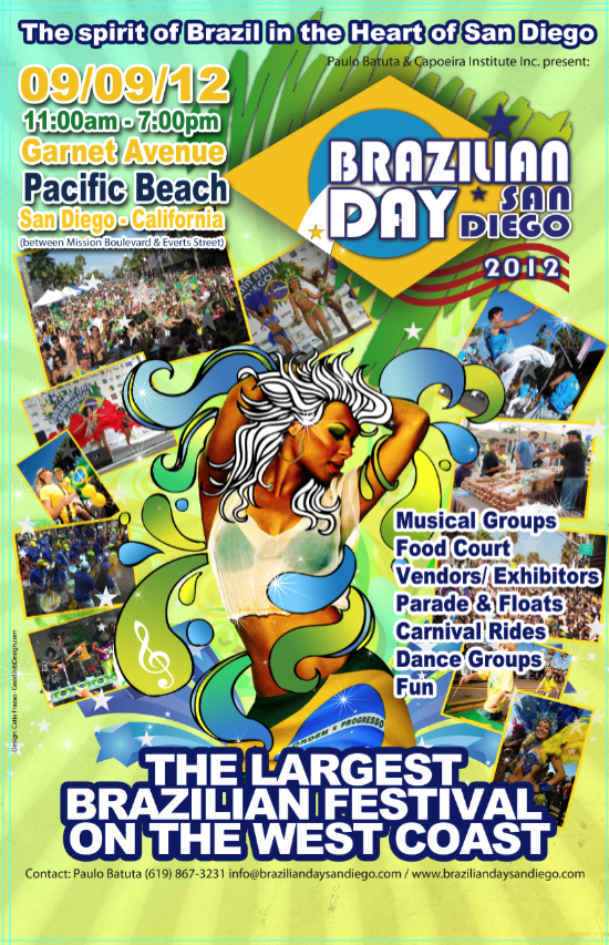 Brazilian Day San Diego