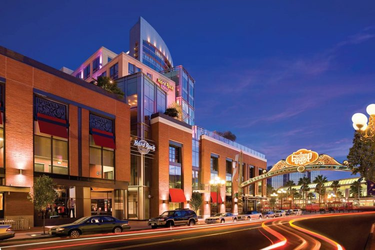 $99 a night rooms at Hard Rock San Diego for Black Friday.