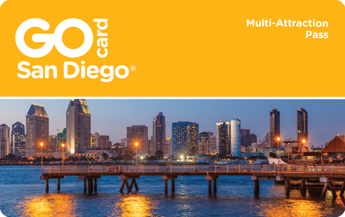 You can get discounts on many of the San Diego tourist attractions with the Go San Diego Card. And at some places, you can skip the line! FunSanDiego.com